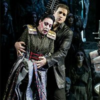 Turandot – Opernhaus Zürich 12.2015