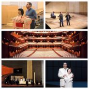 """Debut at the New National Theatre Tokyo in """"Madama Butterfly"""""""
