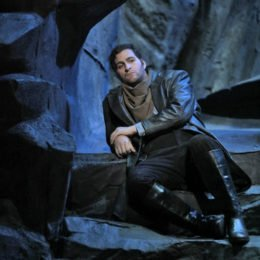 "Los Angeles Opera debut as Don José in ""Carmen"""